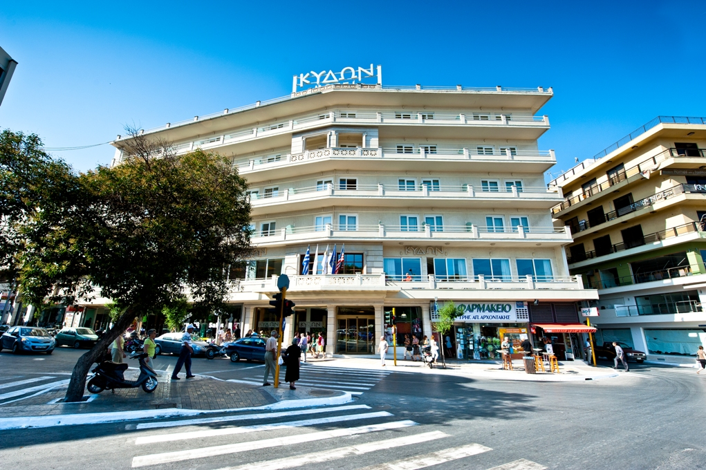 Pictures of Kydon Hotel, Chania, Crete, Greece