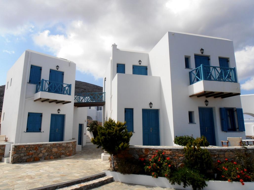 Pictures of horizon hotel folegandros greece for Hotel original