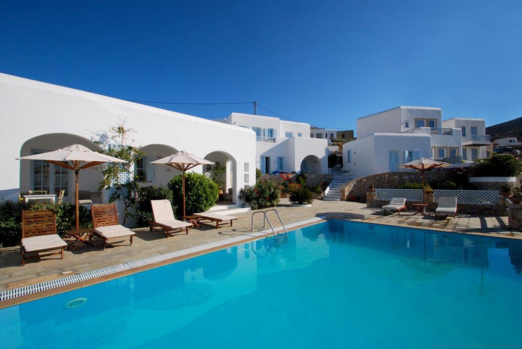 Pictures of solaris hotel folegandros greece for Hotel original