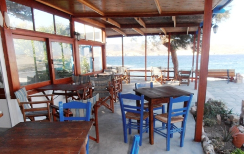 Pictures of apollon pension milos greece for Apollon greek and european cuisine