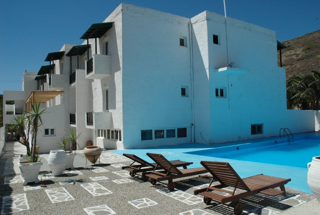 Pictures of liogerma hotel milos greece for Hotel original