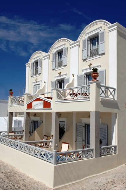 Pictures of ellinon thea boutique hotel firostefani for Boutique hotels greece