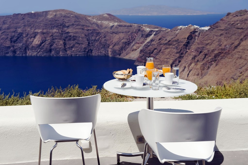 Avaton Resort Spa Santorini Greece