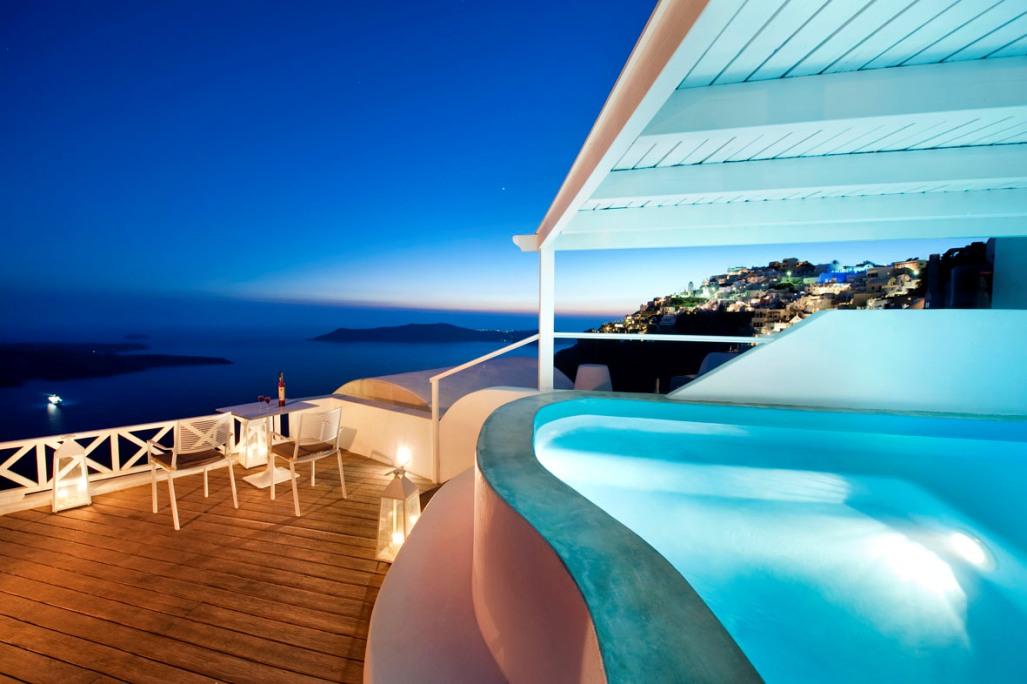 Pictures Of Vinsanto Villas Imerovigli Santorini Greece