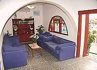 Rena hotel perissa santorini greece for Balcony thesaurus