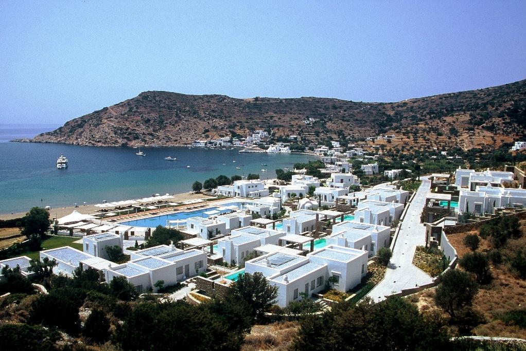 Elies Resort Sifnos Island