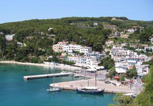 Alonissos. The Greek Island of Alonissos, an island guide ...