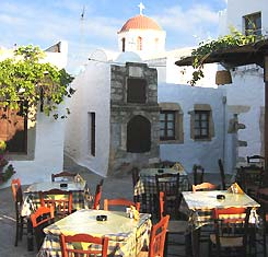 Patmos The Greek Island Of Patmos An Island Guide And Information