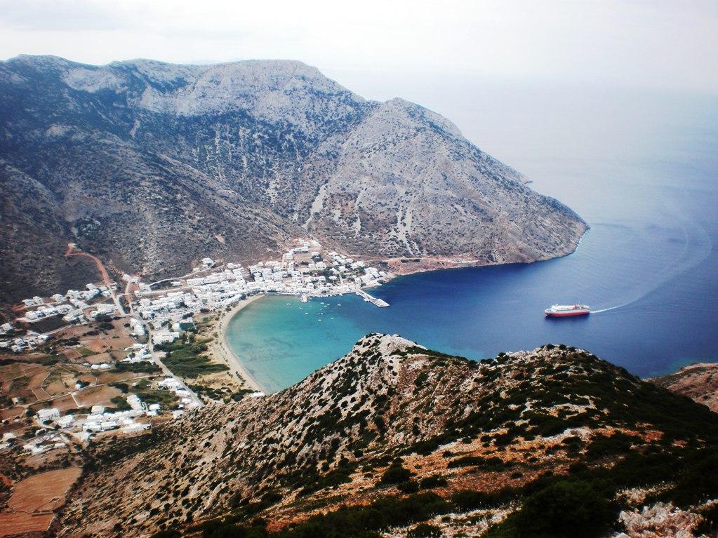 Остров сифнос фото