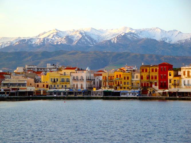 Chania, Crete: The Old Venetian City