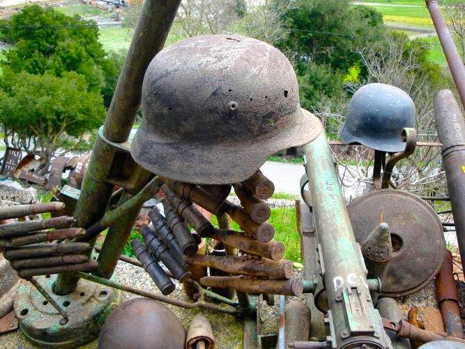 War Museum of Askifou, Crete