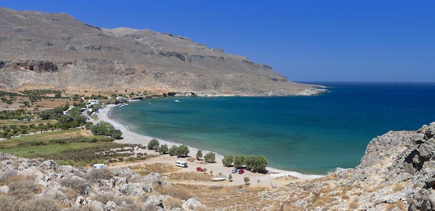 A Quick Tour of Crete, Greece