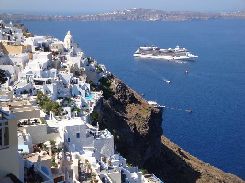 Matt Barrett39s Greek Islands Cruises Guide