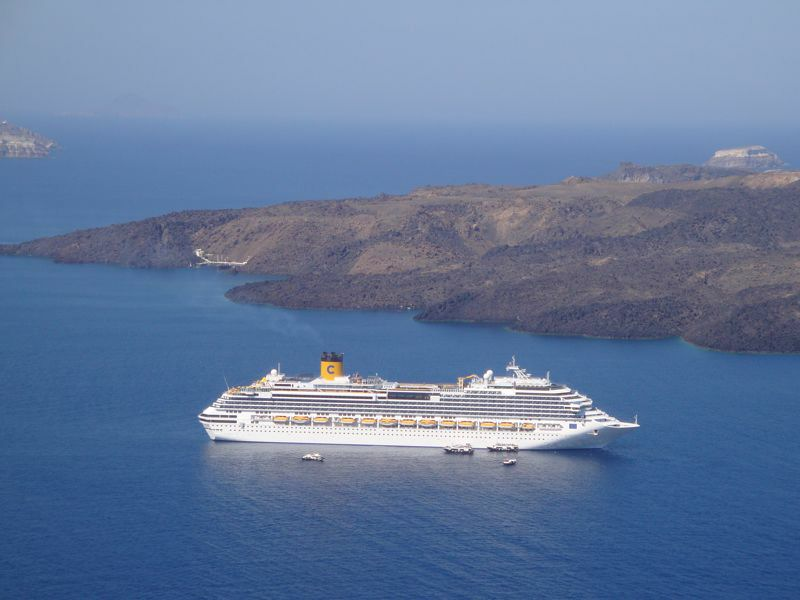 Matt Barretts Greek Islands Cruises Guide - Luxury small cruise ships mediterranean