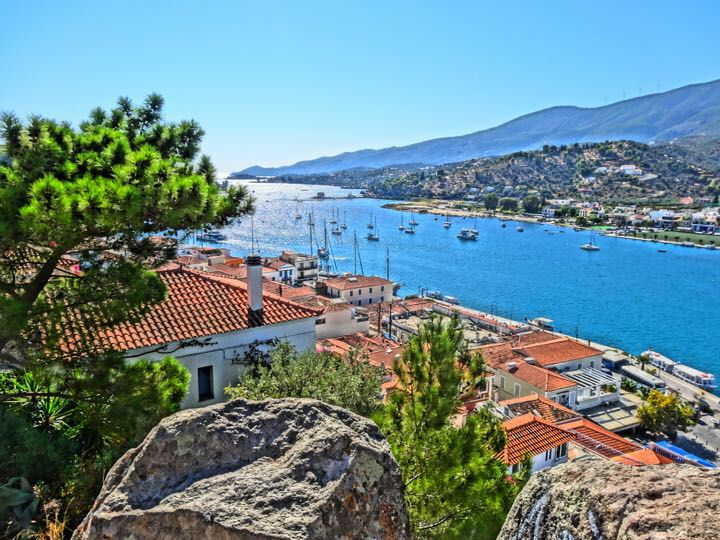 1 Day Greek Island Cruise To Aegina Poros And Hydra
