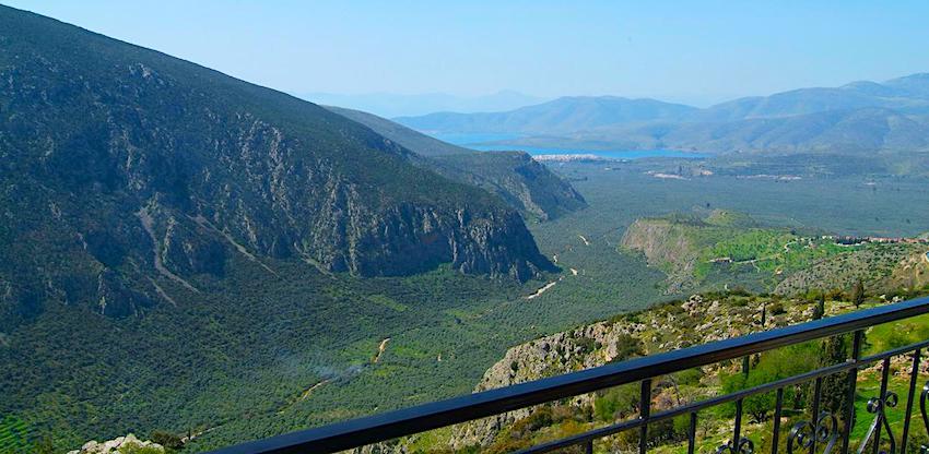 Acropole Hotel Delphi