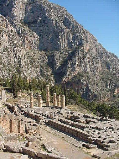 Greece Travel: Delphi