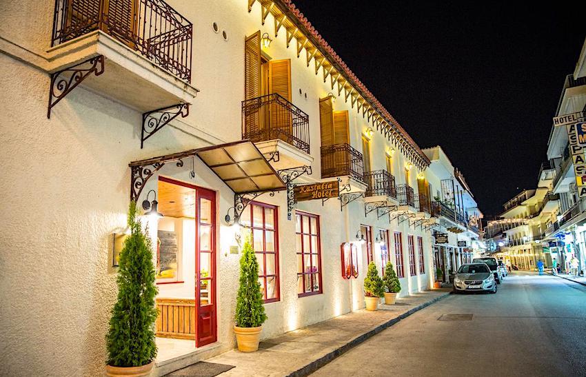 Kastalia boutique hotel delphi