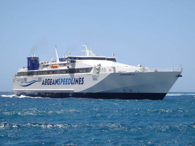 Greece Travel About Greek Island Ferry Boats