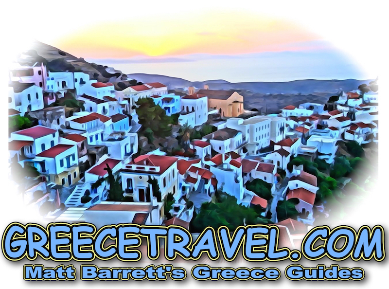 greece travel logo