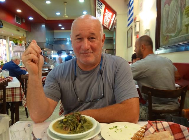 Matt Barrett's Greek Food Guide: All you need to know about Greek eating and cooking...