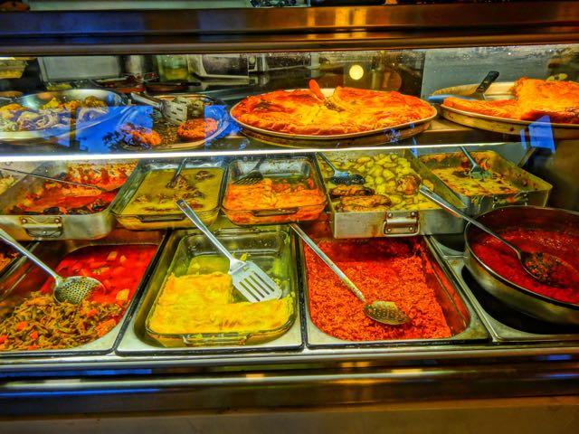 H Nostimies Tis Maries Restaurant