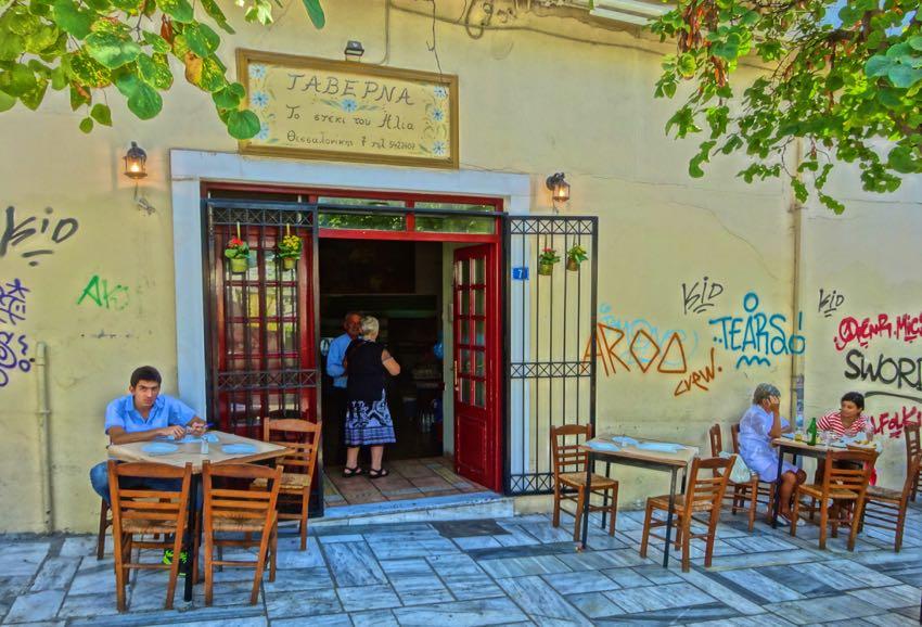 Matt Barrett\'s Top 10 Athens Restaurants