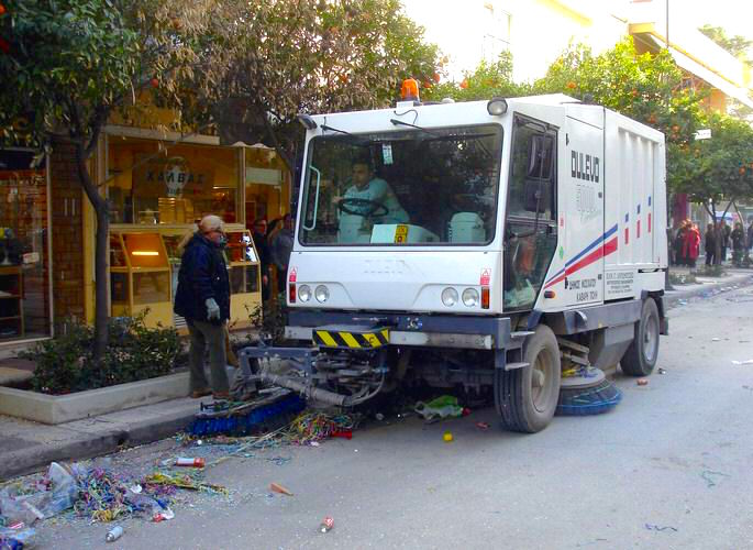 Long Beach Ca Street Sweeping