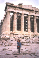 Greece, travel with children