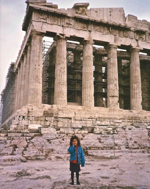Greece Traveling With Children - How much does it cost to go to greece