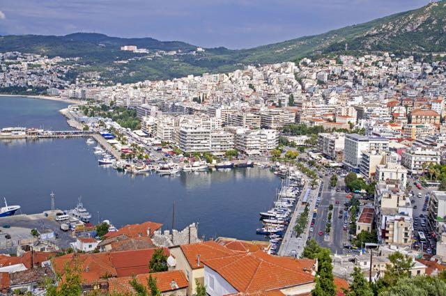 Greece Travel Kavala