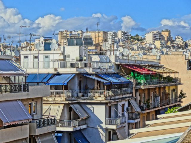 Life in Athens, Greece