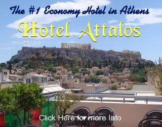 Hotel Attalos, Athens, Greece