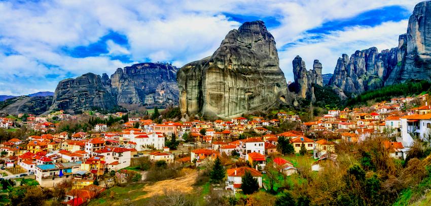 Matt Barrett S Greece Travel Guide Hotels In Meteora