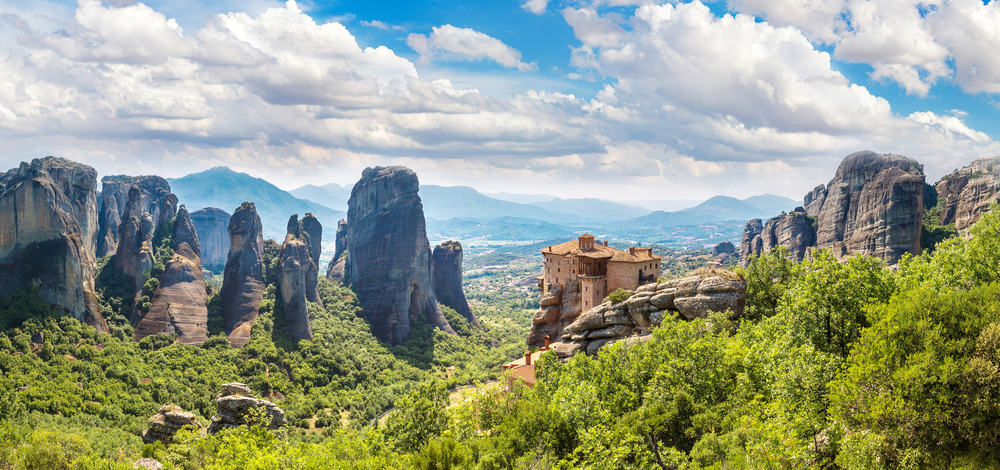 Most Likely To Questions >> Matt Barrett's Greece Travel Guide: Meteora