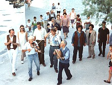 Traditional Music In Greece