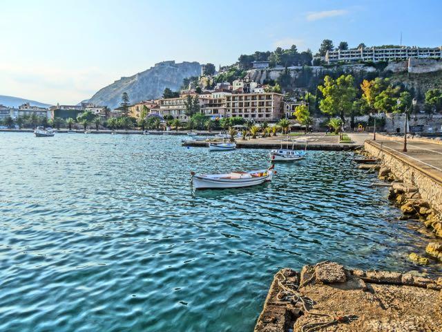 A Short Trip To Nafplion Greece