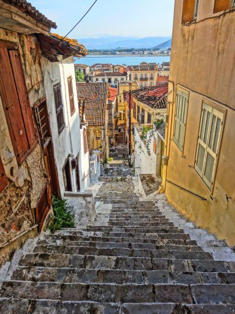 A Short Trip to Nafplion, Greece