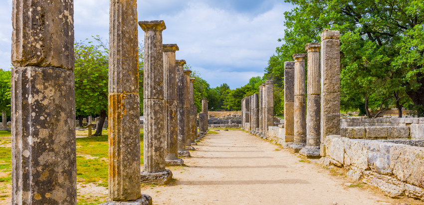 olympia greece home of the original olympic games