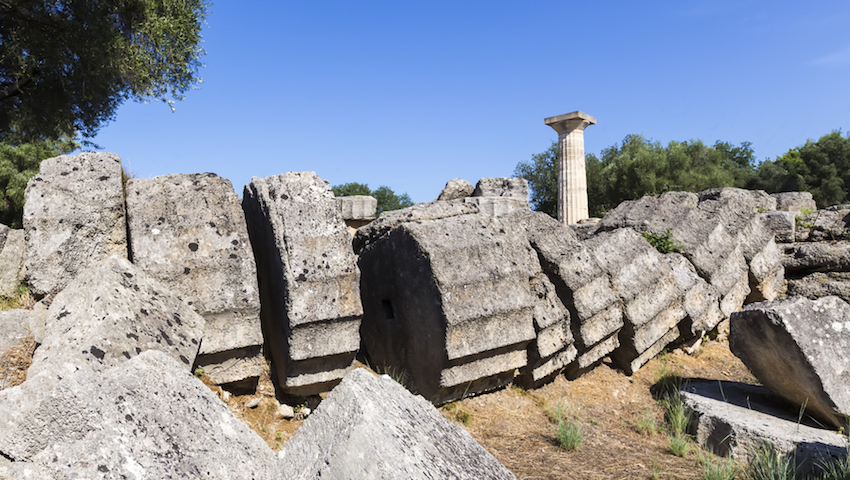 Olympia, Greece: Home of the Original Olympic Games