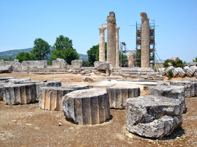 Ancient Games and Wine in Nemea