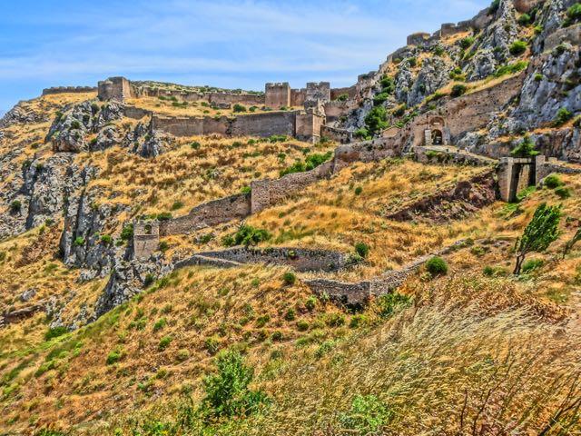 Peloponnesos, Greece: Corinth and the Argolis