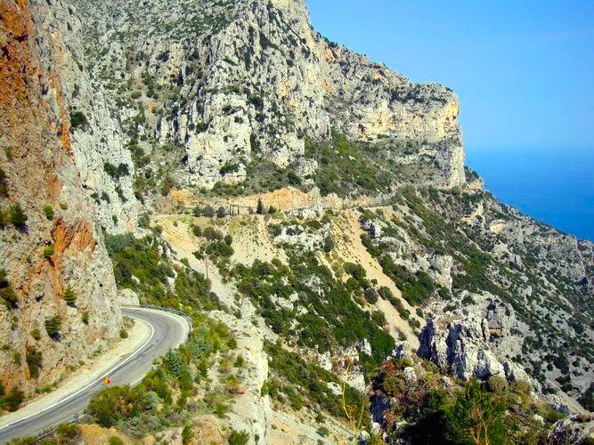 Peloponnesos: Kyparissi