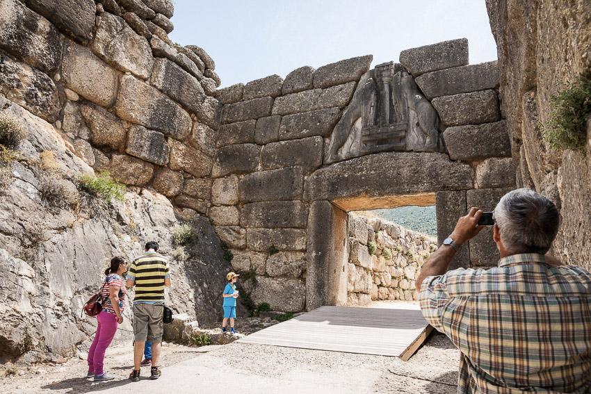 Fascinating Mycenae