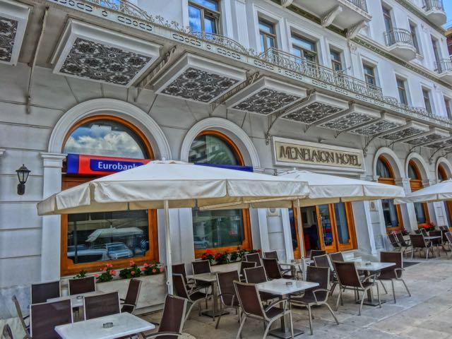 Hotel Menelaion Sparta
