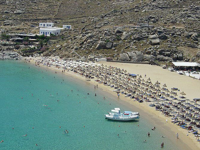 Best Island Beaches For Partying Mykonos St Barts: Photos- Favorites