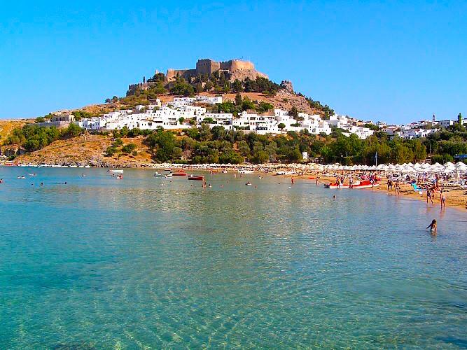 Rhodes Islands Close Pictures