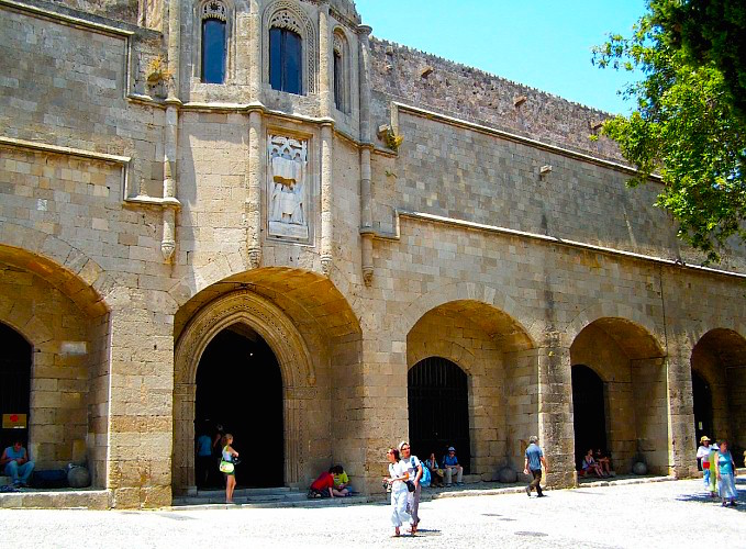 Photos- Rhodes: Old Town