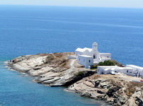 Cooking classes in Sifnos, Greece