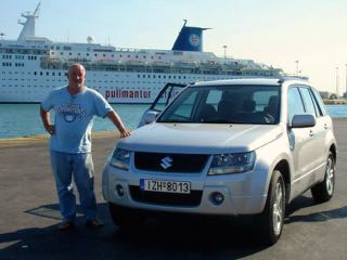 Swift Car rentals, Athens